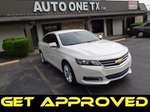 2014 Chevrolet Impala LT Carfax Report Premium Audio And Sport Wheels Package Audio Auxiliary A