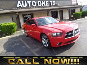 2014 Dodge Charger SXT Carfax Report 20 Wheel Sport Appearance Group Rear Bodycolor Spoiler