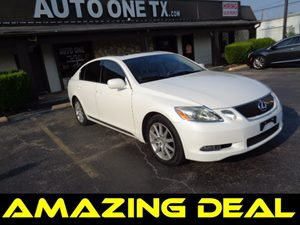 2006 Lexus GS 300  Carfax Report Convenience Adjustable Steering Wheel Convenience Automatic H