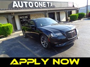 2016 Chrysler 300 300S Carfax Report 300S Premium Group 2 Black Painted Roof Dual-Pane Panorami