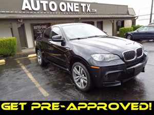 2012 BMW X6 M  Carfax Report Cold Weather Pkg Comfort Access Keyless Entry Driver Assistance Pk