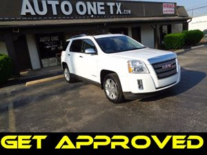 2011 GMC Terrain SLT-2 Carfax Report Engine 30L V6 Sidi Spark Ignition Direct Injection Audi