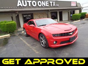 2010 Chevrolet Camaro 2SS Carfax Report Transmission 6-Speed Automatic Audio Auxiliary Audio I