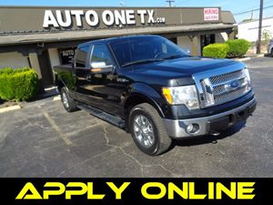 2010 Ford F-150 Lariat Carfax Report Audio Auxiliary Audio Input Audio Cd Changer Audio Cd P