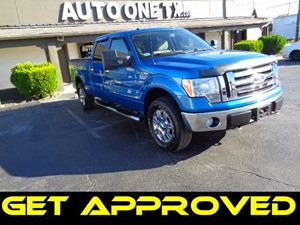 2009 Ford F-150 XLT Carfax Report 5 Chrome Tubular Running Boards 54L 3V Efi V8 Ffv Engine D