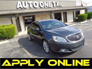2014 Buick Verano  Carfax Report  Smoky Gray Metallic  All advertised prices exclude governmen