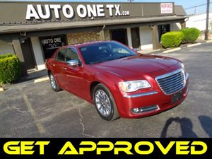 2014 Chrysler 300 300C Carfax Report Engine 57L V8 Hemi Mds Vvt Deep Cherry Red Crystal Pearl