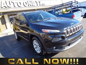 View 2014 Jeep Cherokee