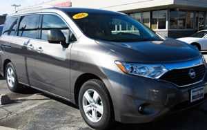 View 2016 Nissan Quest