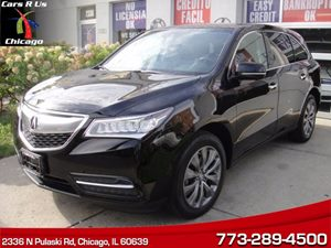 View 2015 Acura MDX