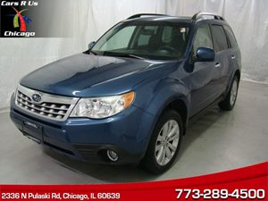 View 2012 Subaru Forester