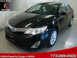 View 2014 Toyota Camry Hybrid
