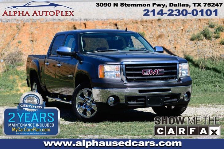 Used GMC Sierra SLE In Dallas - Gmc sierra invoice price