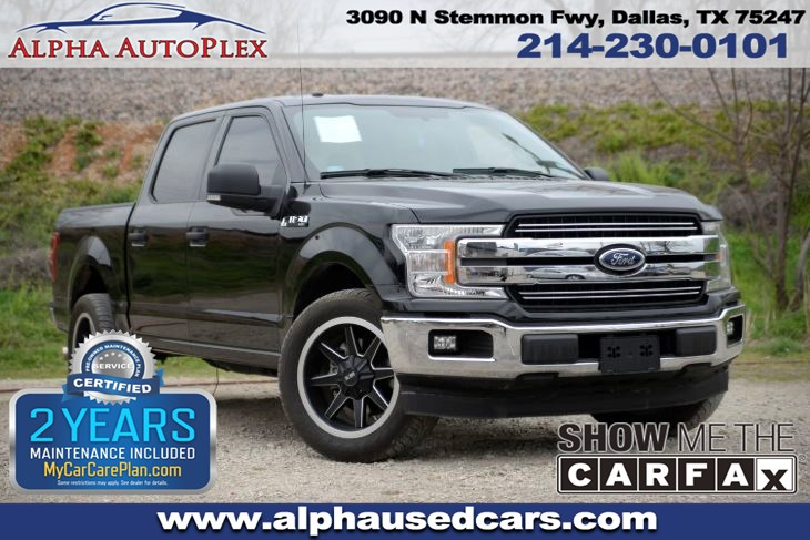 2018 Ford F-150 XLT Texas Edition