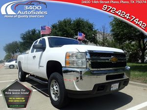 View 2012 Chevrolet Silverado 2500HD