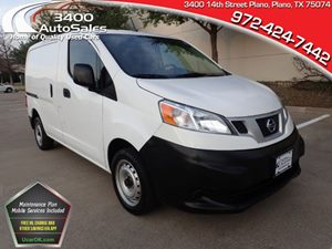 View 2014 Nissan NV200
