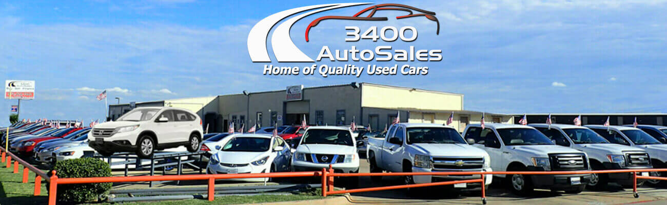 3400 Auto Sales & Service - Used Cars in Plano