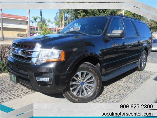 Used 2015 Ford Expedition El Xlt In Montclair