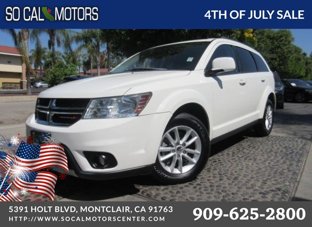 Quality Pre-Owned Lifted Trucks in Montclair - So Cal Motors