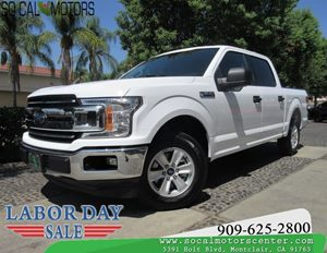View 2018 Ford F-150 SuperCrew Cab
