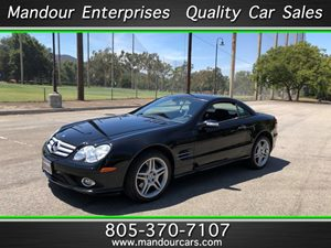 View 2007 Mercedes-Benz SL550