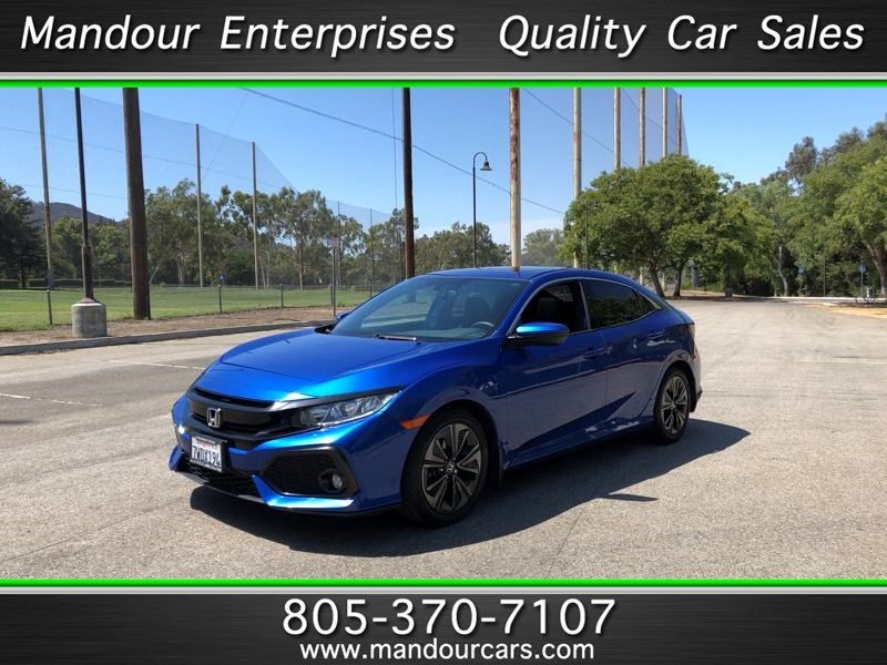 2017 Honda Civic Hatchback EX