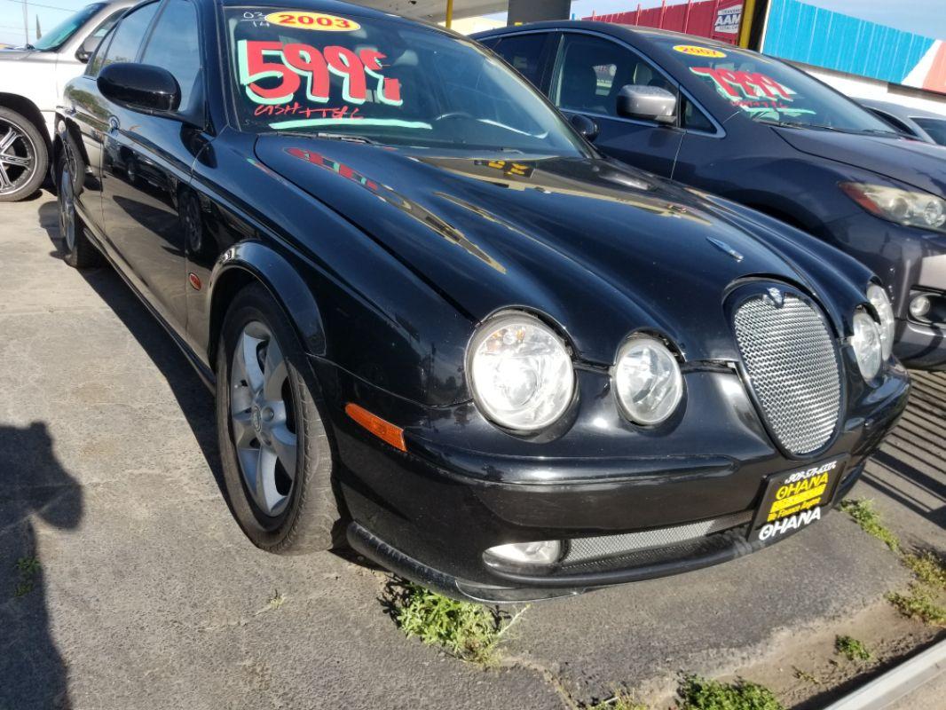 Used 2003 Jaguar S Type In San Bernardino