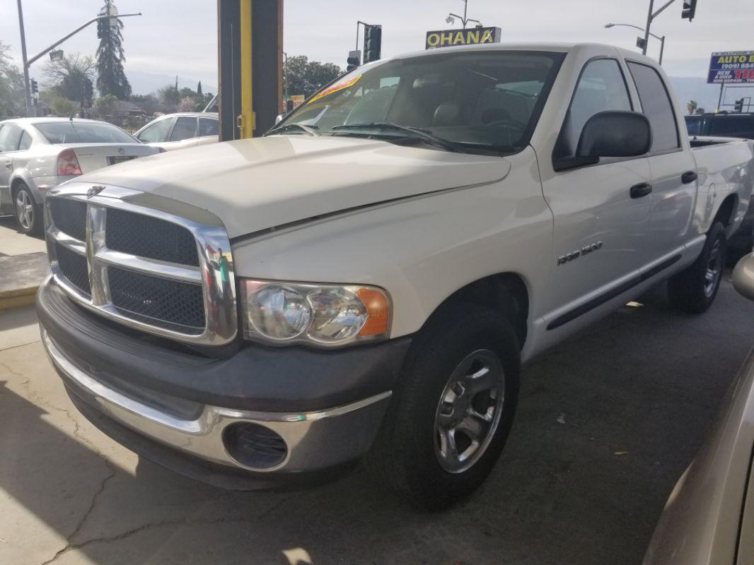 Used Dodge For Sale In San Bernardino Ca Ohana Auto 05 Ram Hemi Engine Fuel Filter Location 2005 1500 St