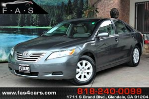 View 2009 Toyota Camry Hybrid