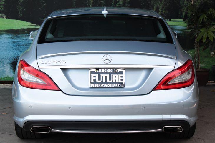 2014 Mercedes-Benz CLS 550 Coupe - Future Auto Sales