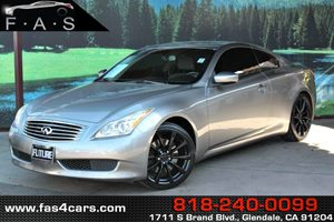 View 2009 INFINITI G37 Coupe