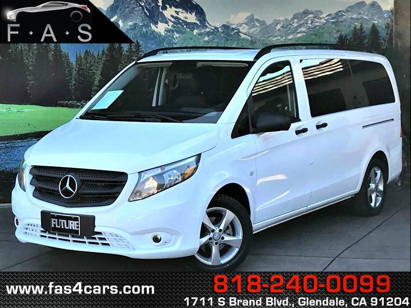 1280cb6edf Sold 2016 Mercedes-Benz Metris Passenger Van RWD 126