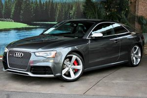 View 2015 Audi RS 5