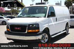 View 2018 GMC Savana Cargo Van
