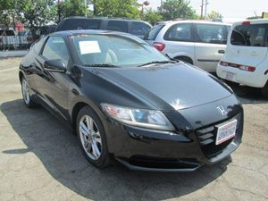 View 2011 Honda CR-Z