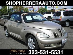 View 2005 Chrysler PT Cruiser