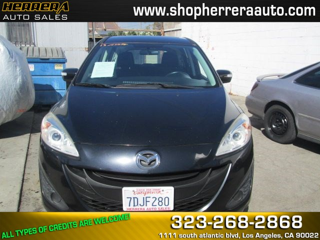 2013 Mazda Mazda5 Sport
