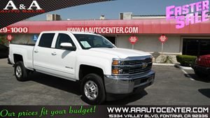 View 2015 Chevrolet Silverado 2500HD Built After Aug 14