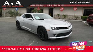 View 2015 Chevrolet Camaro