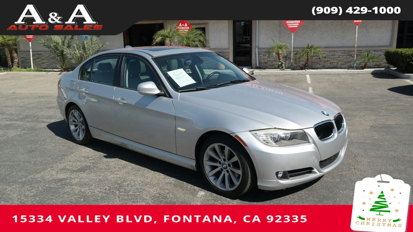 Sold 2011 Bmw 3 Series 328i In Fontana