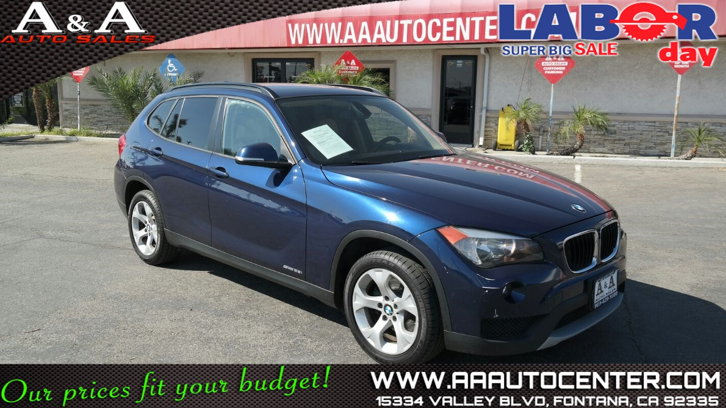 Sold 2013 BMW X1 SDrive28i In Fontana