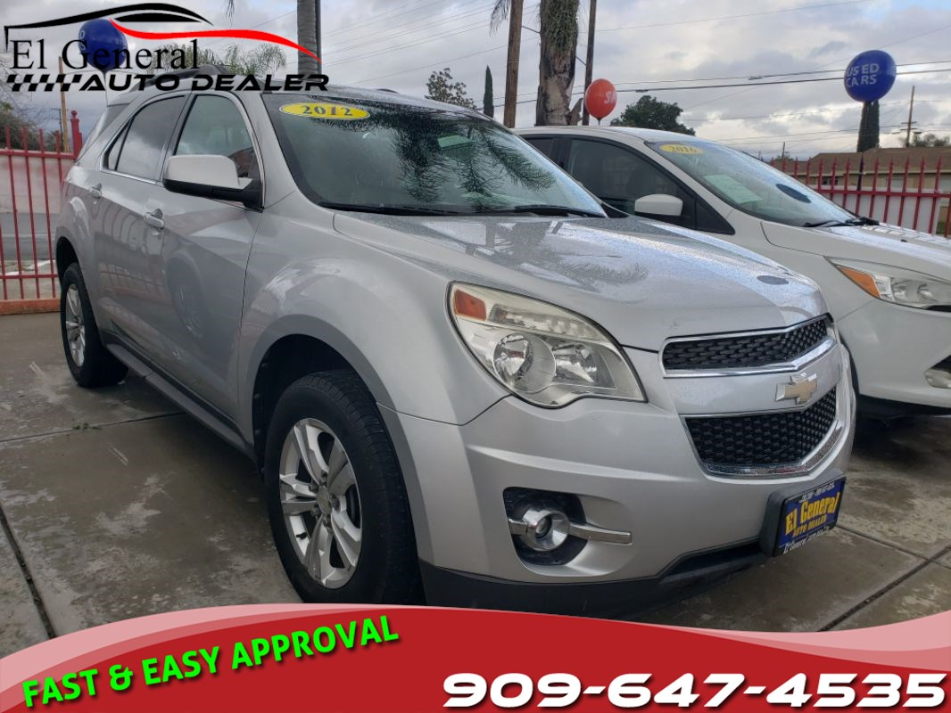 Used 2012 Chevrolet Equinox LT w/2LT in Colton