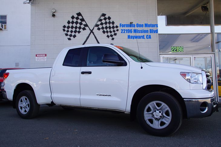 2013 Toyota Tundra 2WD Truck  Audio Auxiliary Audio Input Audio Cd Player Audio Hd Radio Aud