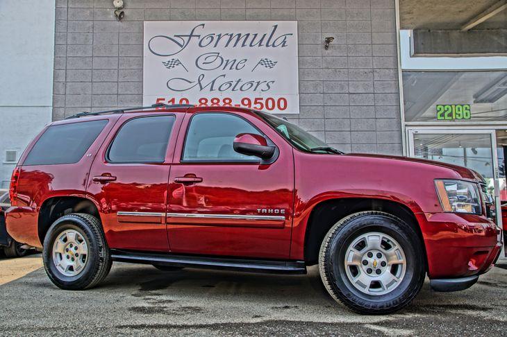 2011 Chevrolet Tahoe LT Engine Vortec 53L V8 Sfi Flexfuel Air Conditioning Rear AC Audio Au
