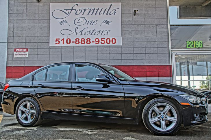 2013 BMW 3 Series 328i 4 12-Volt Power Sockets Air Conditioning Rear AC Audio Hd Radio Audio
