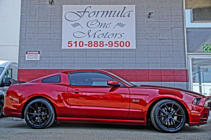2014 Ford Mustang GT 4-Way Passenger Seat -Inc Manual Recline ForeAft Movement And Manual Rear