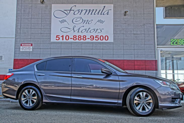 2013 Honda Accord Sdn LX 8 Multi-Info Display -Inc Avg Fuel Economy Digital Odometer Miles-To