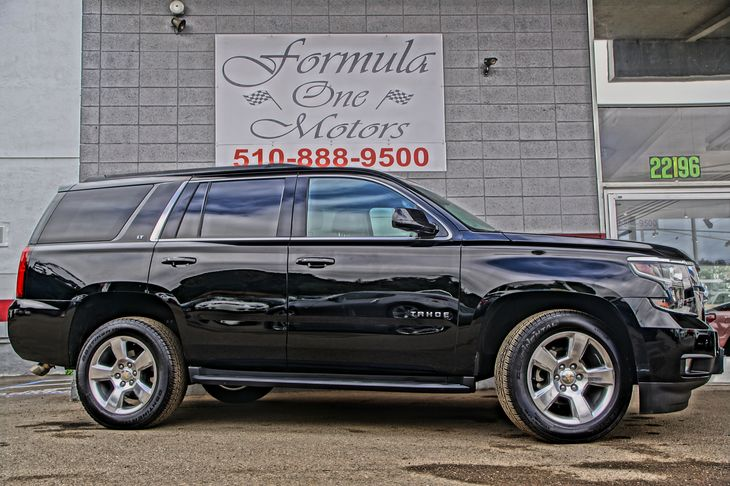 2015 Chevrolet Tahoe LT Engine 53L Ecotec3 V8 With Active Fuel Management Direct Injection And