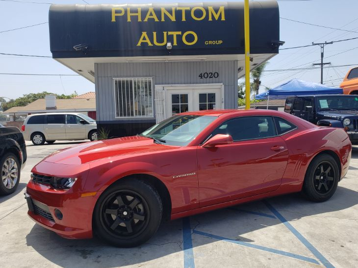 2015 Chevrolet Camaro LT Low Miles