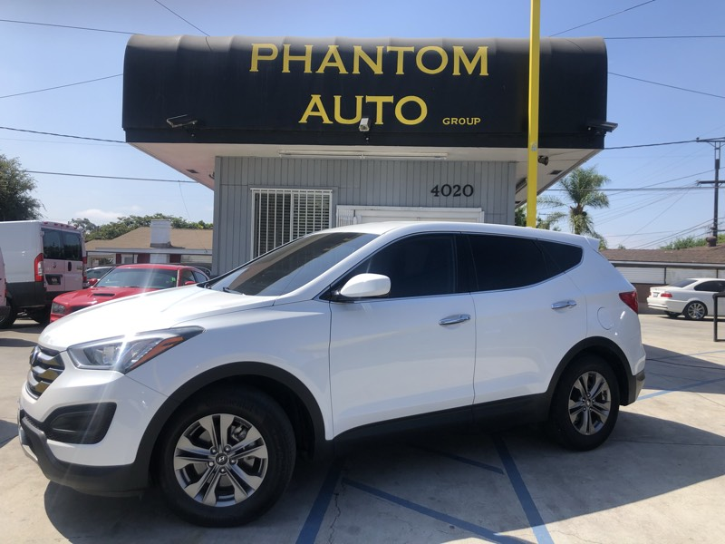 2015 Hyundai Santa Fe Sport 4CYL Fuel Efficient